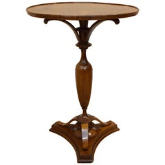 Biedermeier Side Table