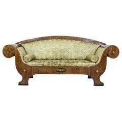 Biedermeier Sofa, Circa 1860