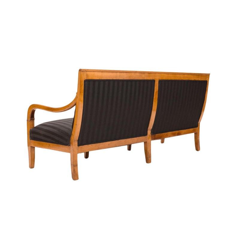 French Biedermeier Sofa, France, 19th Century For Sale