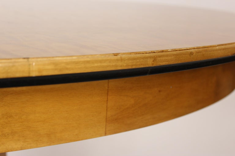 Biedermeier Style Occasional Table For Sale 4