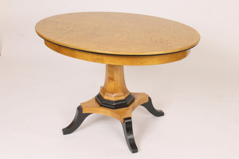 Unknown Biedermeier Style Occasional Table For Sale