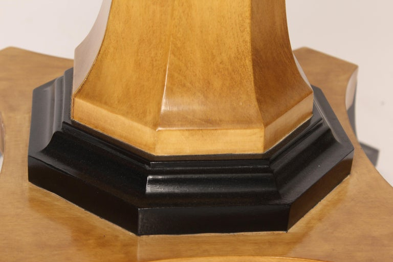Biedermeier Style Occasional Table For Sale 3