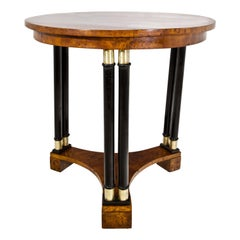 Biedermeier-Style Table, Early 20th Century