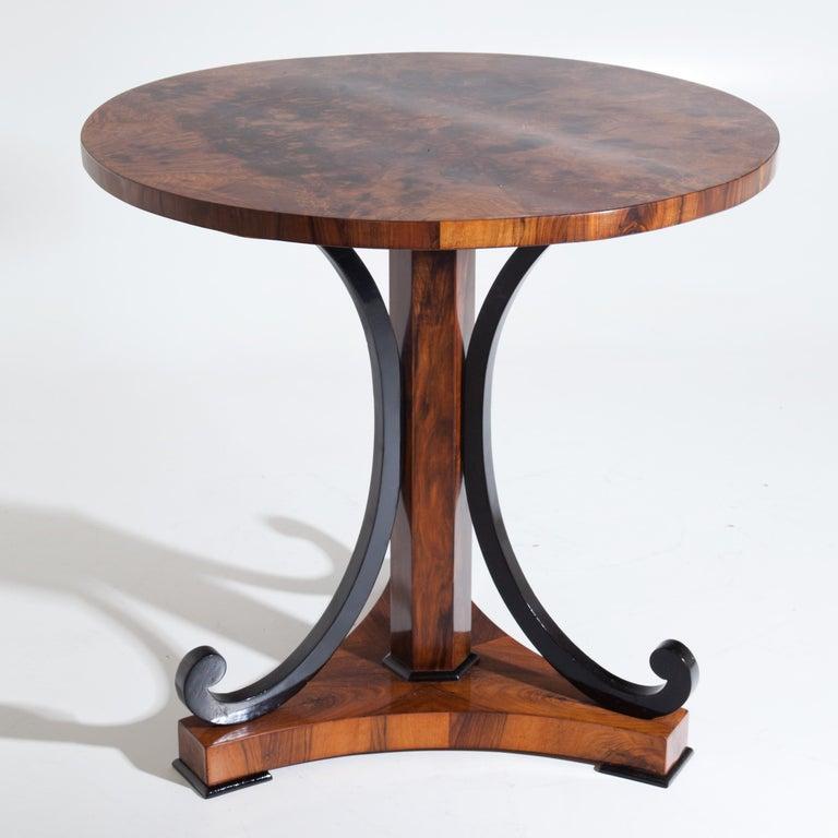 German Biedermeier Table, circa 1810 For Sale