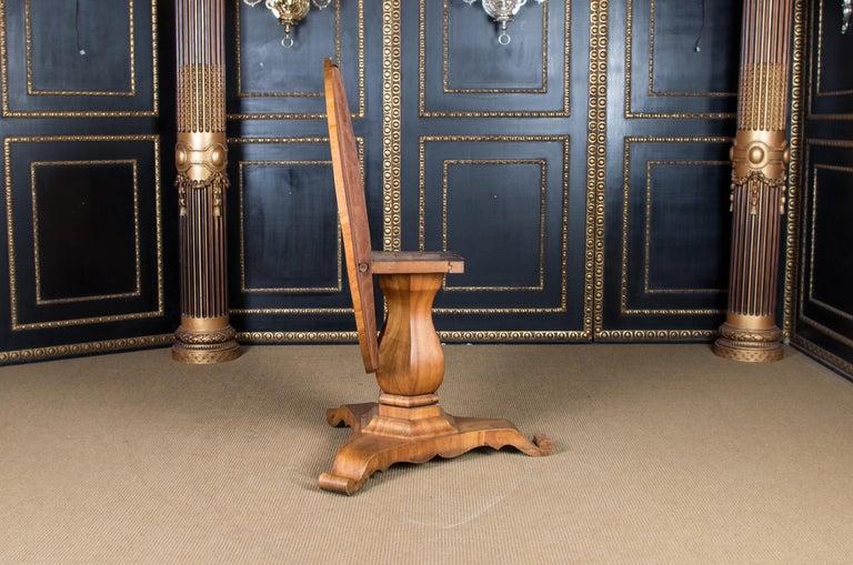 Biedermeier Table Cherrywood Original, 1820 For Sale 4