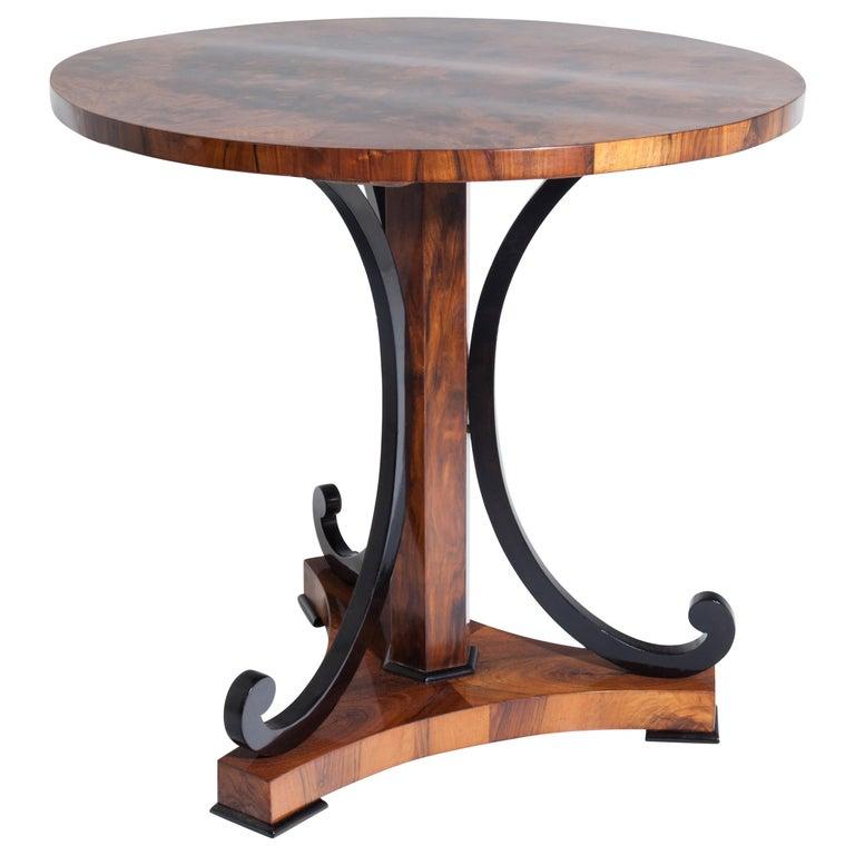 Biedermeier Table, circa 1810 For Sale