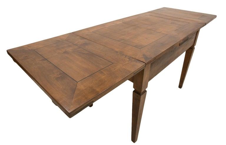 Biedermeier Table, Extandable, Germany, 19th Century For Sale 3
