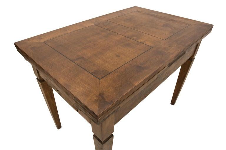 Biedermeier Table, Extandable, Germany, 19th Century For Sale 4
