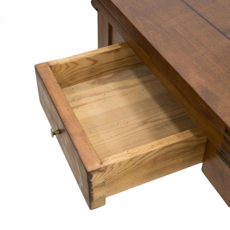 Biedermeier Table, Extandable, Germany, 19th Century For Sale 5