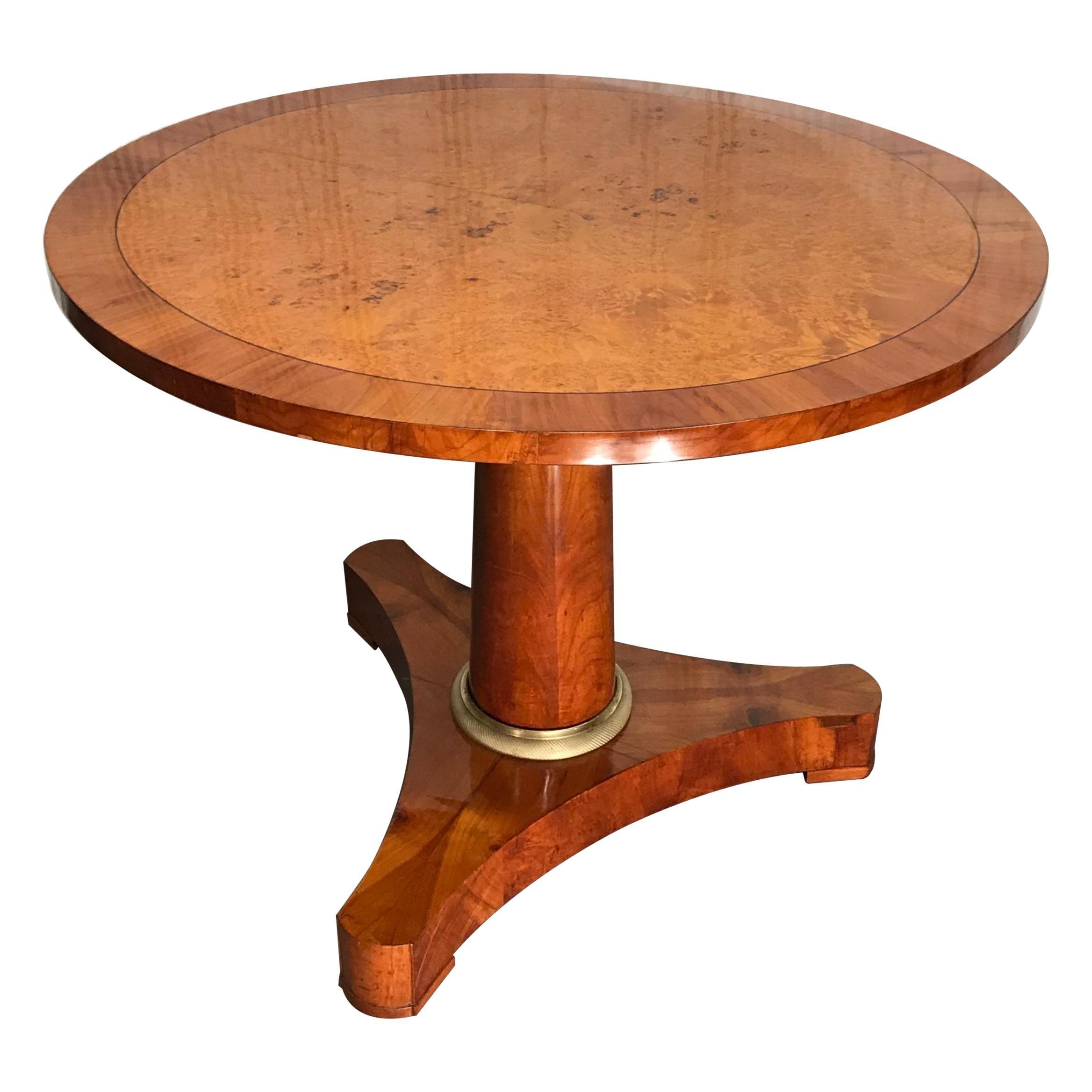 Biedermeier Table, Germany, 1830