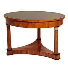 Biedermeier Table, Southern Germany, 1810s-1820s