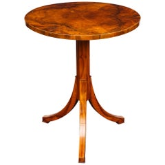 Biedermeier Tripod Table
