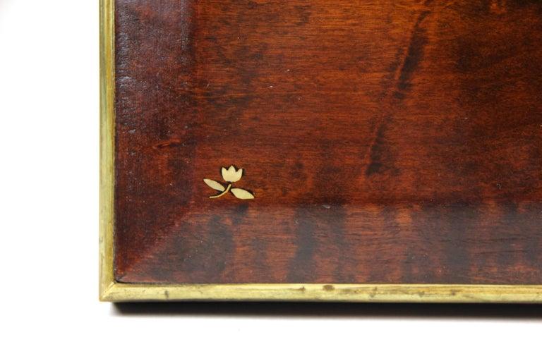 Biedermeier Wooden Box, Austria, circa 1830 For Sale 7