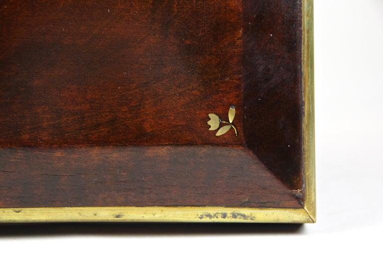 Biedermeier Wooden Box, Austria, circa 1830 For Sale 8