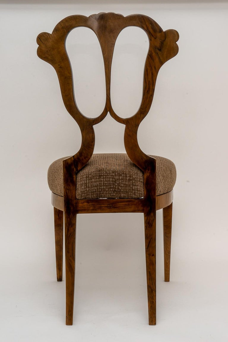 Biedermeier Side Chair In Good Condition For Sale In West Palm Beach, FL