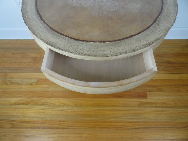 Biedermier Style Round Table For Sale 3