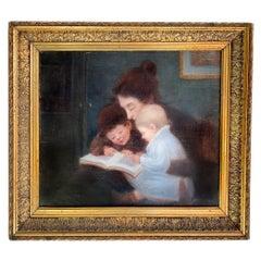 "Biessy Gabriel ""The Reading"""