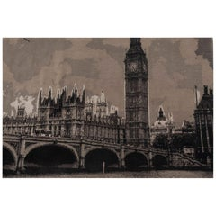 Big Ben Contemporary Rug