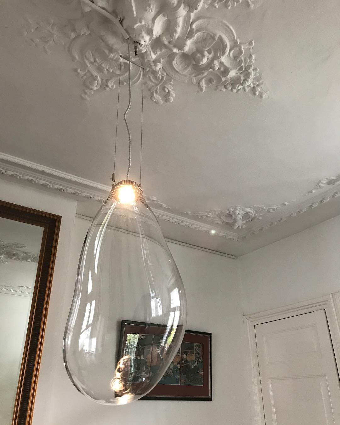 Big Bubble Pendant Light by Alex de Witte