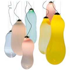 Big Bubble Pendants, Colored Edition, Alex de Witte