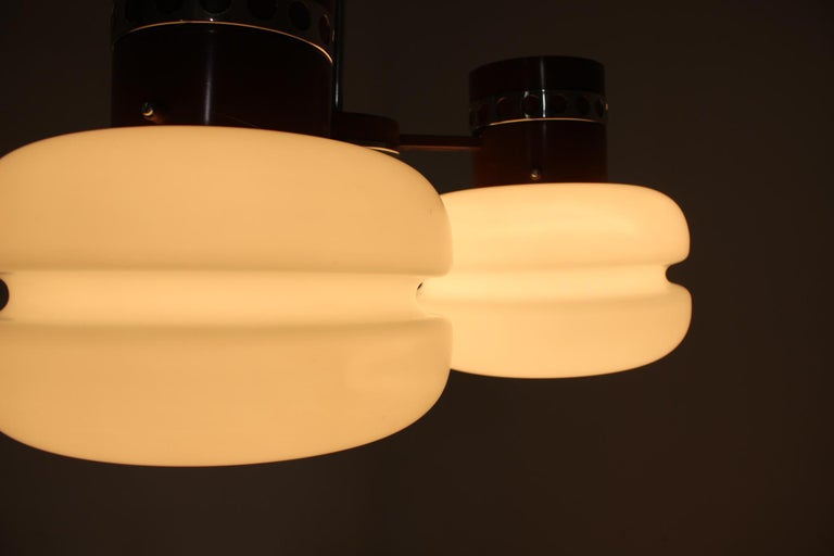 Big Chandelier by Napako, 1970s For Sale 1