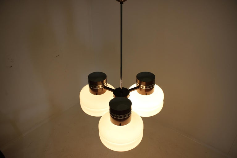 Big Chandelier by Napako, 1970s For Sale 2