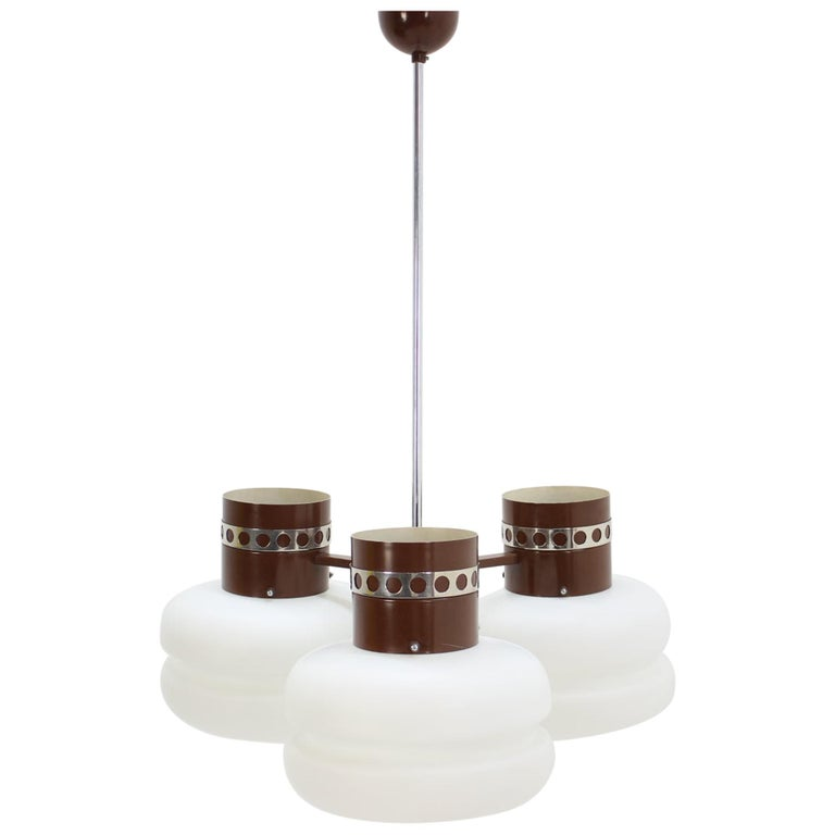 Big Chandelier by Napako, 1970s For Sale