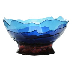 Big Collina Extracolor Blue Extra Large Centrepiece