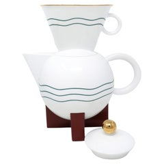 Big Dripper Ceramic Coffee Pot by Michael Graves for Swid Powell