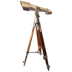 Big Eye Japanese Navy Nikon 20 × 120 Binoculars