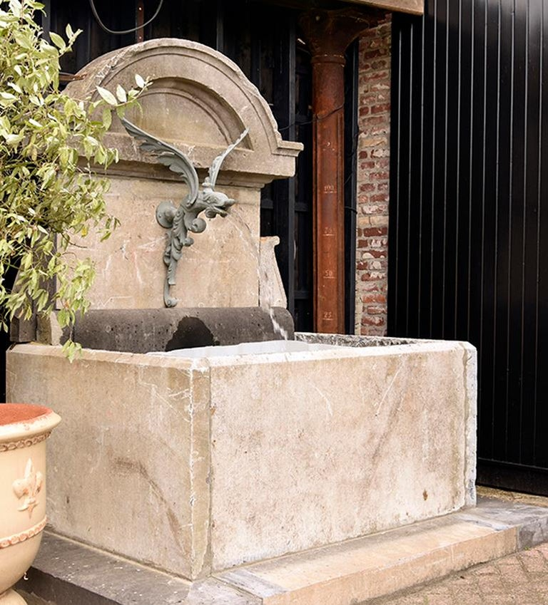 Belgian Big Fountain, 19th Century For Sale