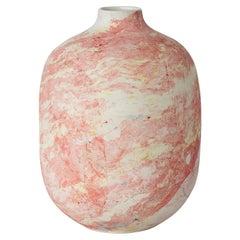 Big Marble Vase by Veronika Švábeníková