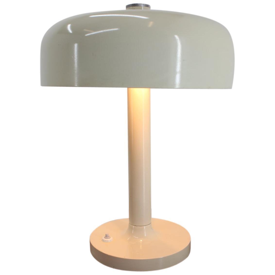Big Midcentury Design Table Lamp, 1970s