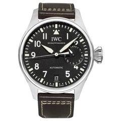 Big Pilot's Watch Steel 'IW501001'