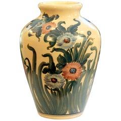 Big RRP Co Robinson Ransbottom Roseville Garden Urn Pottery Porch Floor Vase