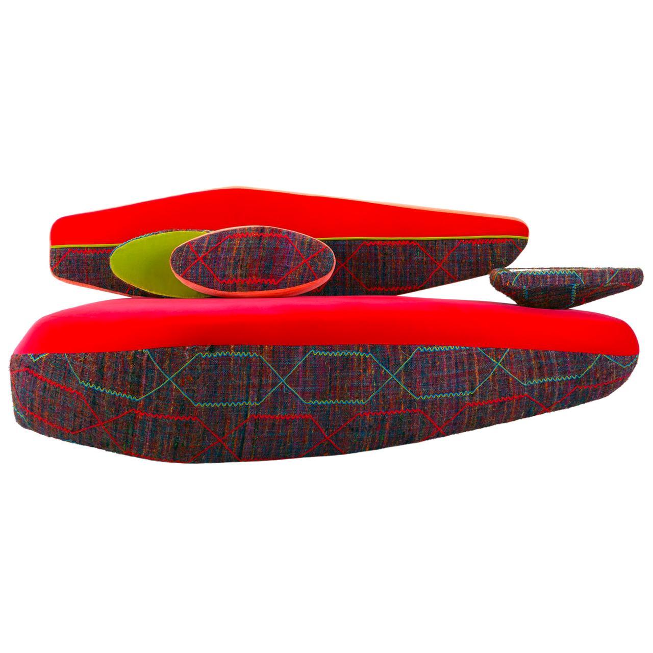 Big Sofa End-Sofa By GIovanni Tommaso Garattoni