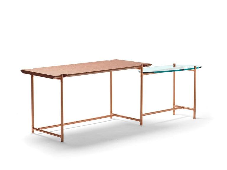 Italian Big Sur Desk For Sale