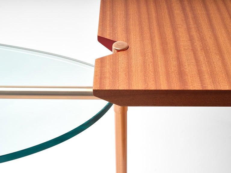Tempered Big Sur Desk For Sale