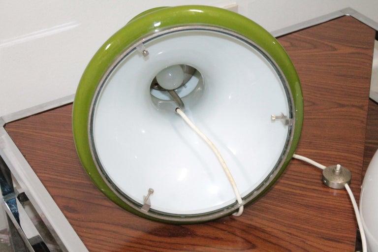 Big Table Lamp 1970s Mazzega, Design Carlo Nason For Sale 5