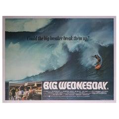 Big Wednesday, 1978 Poster