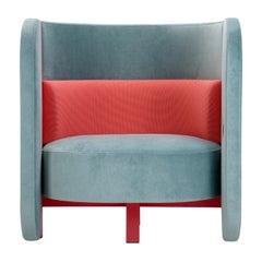 Bigala Armchair By Roberto Giacomucci