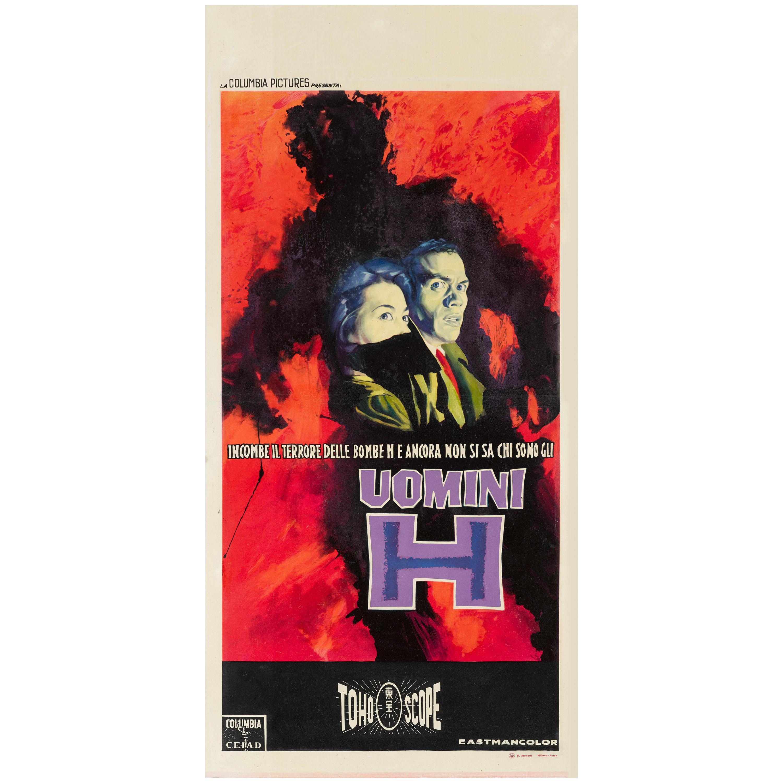 Bijo to Ekitai Ningen / The H-Men / Uomini H