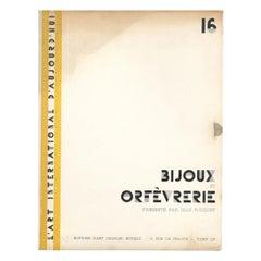 Bijoux et Orfevrerie Presented by Jean Fouquet 'Folio'