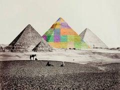 After Francis Frith, Pyramid I