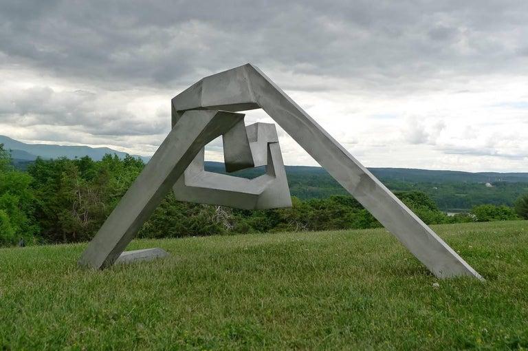 Untitled, 1973 - Sculpture by Bill Barrett
