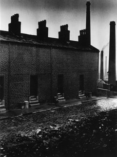 Coal Miners' Houses without Windows to the Street, Northern England