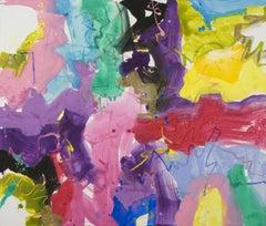 Satori 1, Mixed Media on Canvas