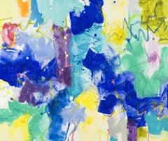 Satori V, Mixed Media on Canvas