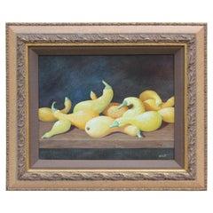 Wonderful Squash Still Life Painting