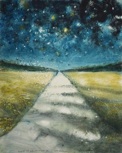 Road to the Sky at Night I